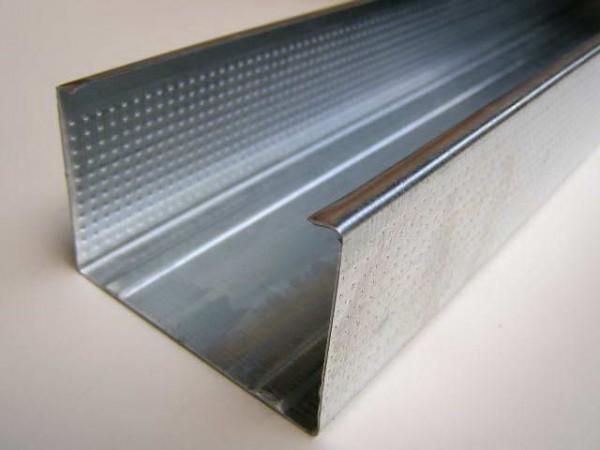 CW 75х50 3м (0,42 металл) профиль для гипсокартона