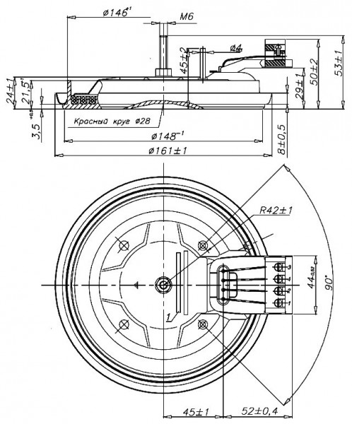HP 180R-4, 2000W
