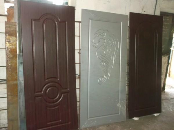 двери металлические накладки