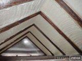 Фото  7 Утепление крыши дома пенополиуретаном лучшая теплоизоляция герметичность и шумоизоляция гарантия 25 лет 7235807