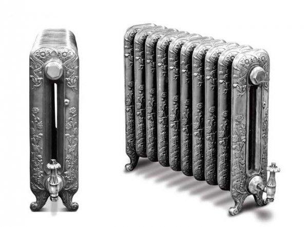 Фото 1 Дизайнерские чугунные радиаторы Carron 328627