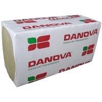 DAN Fly (Флай) базальтовая тепло- и звукоизоляция. Плотность 30 кг/м3. Размер, мм:1200х600х50. Упак.7,20кв. м.