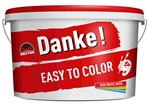DANKE! Easy to color 2,5л