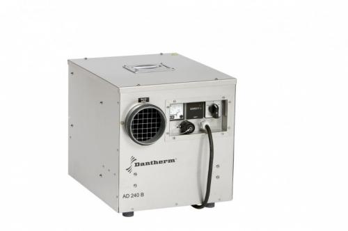 Dantherm AD 240B - адсорбционный, канальный осушитель воздуха. Осушает от -15°C. Производительность: 23 л/сут.