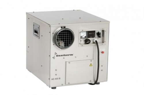 Dantherm AD 400B - адсорбционный, канальный осушитель воздуха. Осушает от -15°C. Производительность: 41 л/сут.
