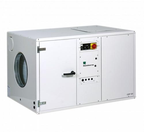 Dantherm CDP 125 - осушитель воздуха для бассейна канального типа. Производительность: 190 л/сут. Производство Дания.