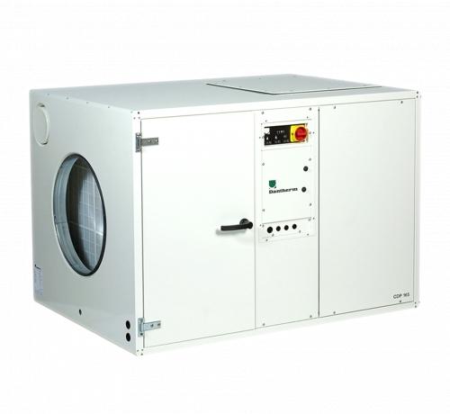 Dantherm CDP 165 - осушитель воздуха для бассейна канального типа. Производительность: 228 л/сут. Производство Дания.