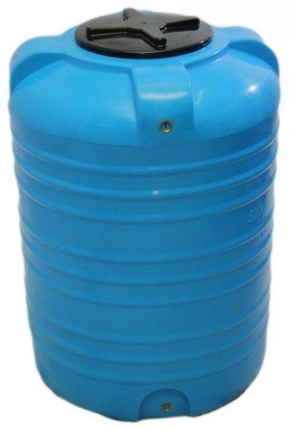 Фото  1 Дарим 125 грн на доставку. Бак, бочка, емкость 500 литров пищевая вертикальная V 1985438