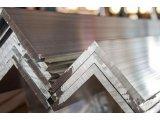 Фото 1 Алюминиевый уголок 10х10х1 АД31 Т5 анодированный 342791