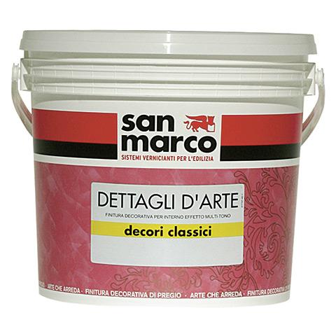 Decori classici (Италия)Декоративная отделка для внутренних работ с многотональными эффектами.8м2/л