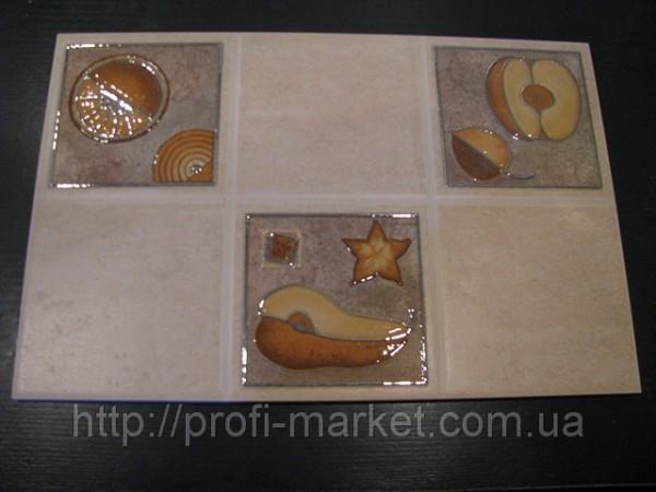 Декор керамический Лючия 23/35см(кофе, фрукты