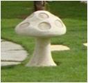 Декор садовый, Гриб одинарный, Киев, Украина