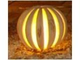 Декор садовый из искуственного песчаника с подсветкой в ассортименте, Киев, Украина