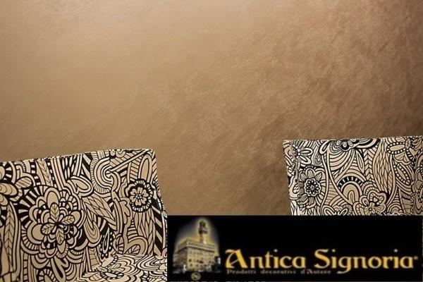 Декоративна фарба Antica Signoria CHIC Classic (Шик Классік в базах SILVER/GOLD) Знижка