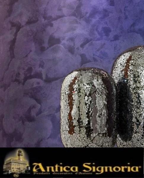 Декоративна фарба Antica Signoria TRESOR (Трезор в базах ONICE, AMBRA, AMETISTA, AQUA MARINA, GIADA) Знижка