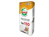 Декоративна штукатурка Anserglob ТМК-110 короїд, біла, зерно 2,5 мм; 3,5 мм мішок 25кг, опт