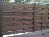Фото  4 Декоративна фасадна панель 475х43х2200 Венге 2299767