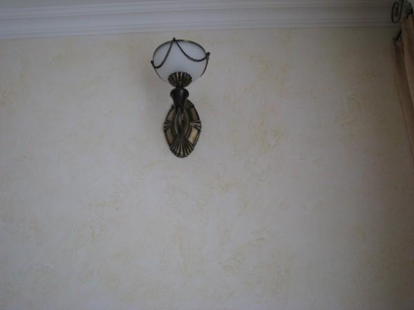 Декоративная штукатурка марсельский воск (стоимость материала)