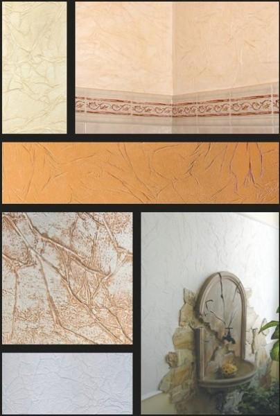 Декоративне покриття Papyrus (Папірус Ельф Декор) 27м2/уп.