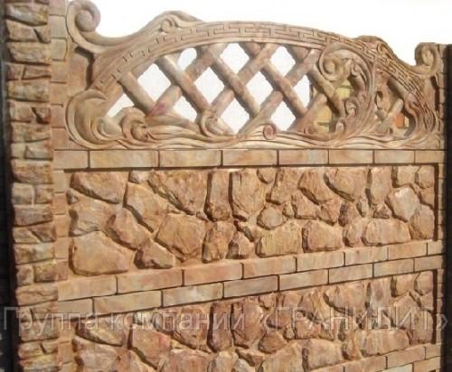 Декоративні забори Луцьк