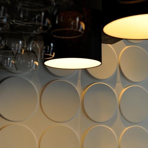 Декоративные 3D панели на стены и потолки.