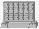 Фото  1 Декоративный бетонный забор 2351026