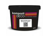 Фото  1 Декоративное покрытие Kompozit DECO M130 2,5 л gold 2038719