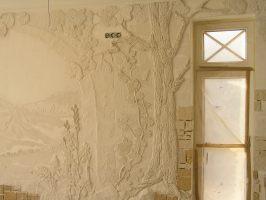 Декорируем стены лепниной