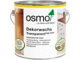 Фото  1 Dekorwachs Transparente - цветное прозрачное масло для дерева Osmo 2,5 л 1395006
