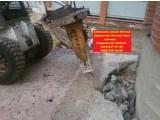 демонтаж бетона аренда гидромолот, бобкет068-358-36-88 резка бетона демонтаж стен снос зданий алмазное сверление