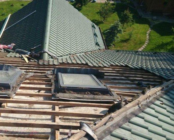 Фото  1 Демонтаж крыши из другого материала 1872768