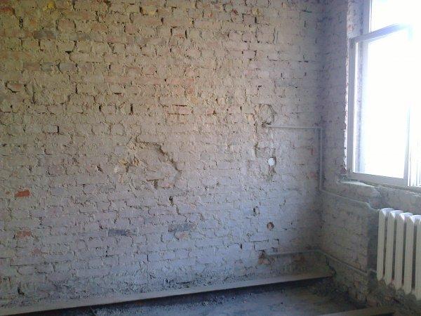 Фото  1 Демонтаж штукатурки в квартире 1872726