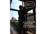 Фото  1 Демонтаж старого остекления балкона (сложный) 2139362