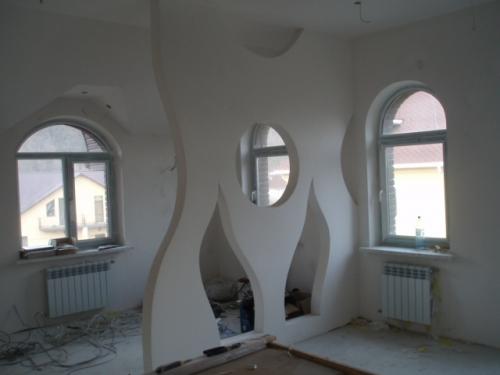 Демонтаж цементнопесчанной стяжки
