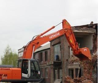 Демонтаж зданий, перегородок, перекрытий. Демонтаж любой сложности: бетон, металлоконструкции, кирпич. Вывоз мусора.