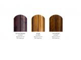 Фото 1 Забор из металлического штакетника - стильное современное ограждение 344179