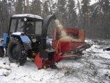 Фото 1 Дереводробильная машина РМ160Т (навісна на трактор) 342422