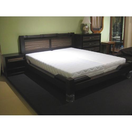 Деревянная кровать Киото 2
