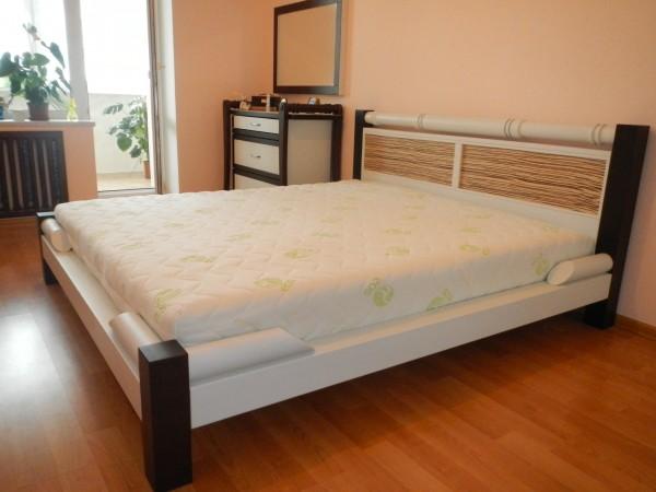 Деревянная кровать Киото