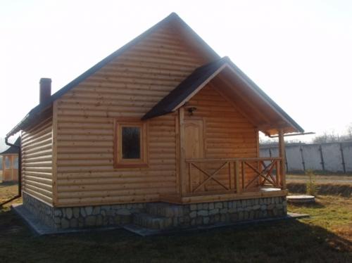 Деревянные бани, сауны. Строительство под ключ или поставка в виде конструктора.