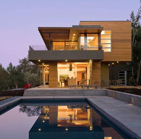 Деревянные фасады термо ясень, профиль: Ромбус, Классик и др. 21*120*1600-3000 мм