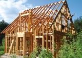 Деревянные каркасы для фахверковых и каркасных домов