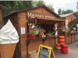 Фото 1 Деревянный киоск, торговый павильон 3,0х2.5 в Львове 335629