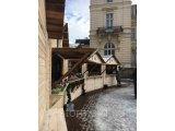 Фото 1 Торговый павильон деревянный, киоск 2,25х2,25 335633