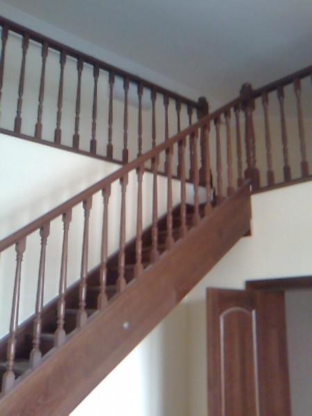 Деревянные лестницы маршевые