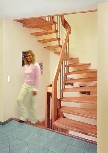 Деревянные лестницы в Хмельницком. Проектирование, изготовление, установка. Подробности на сайте www. cxogu. in. ua