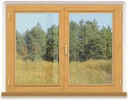 Деревянные окна из евробруса (сосна, меранти, дуб). Качество.