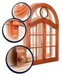 Деревянные окна из евробруса. Деревянные раздвижные оконные системы