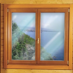 Деревянные окна Модерн - экология, надежность, красота.