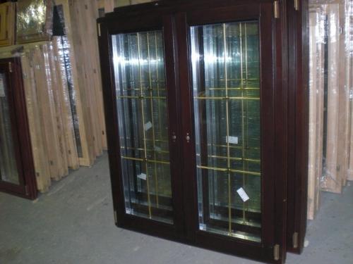 деревянные окна превосходят своих аналогов из пластика и ПВХ с точки зрения эстетики и изящности.